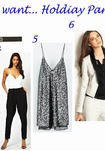 What I Want… Holiday Looks