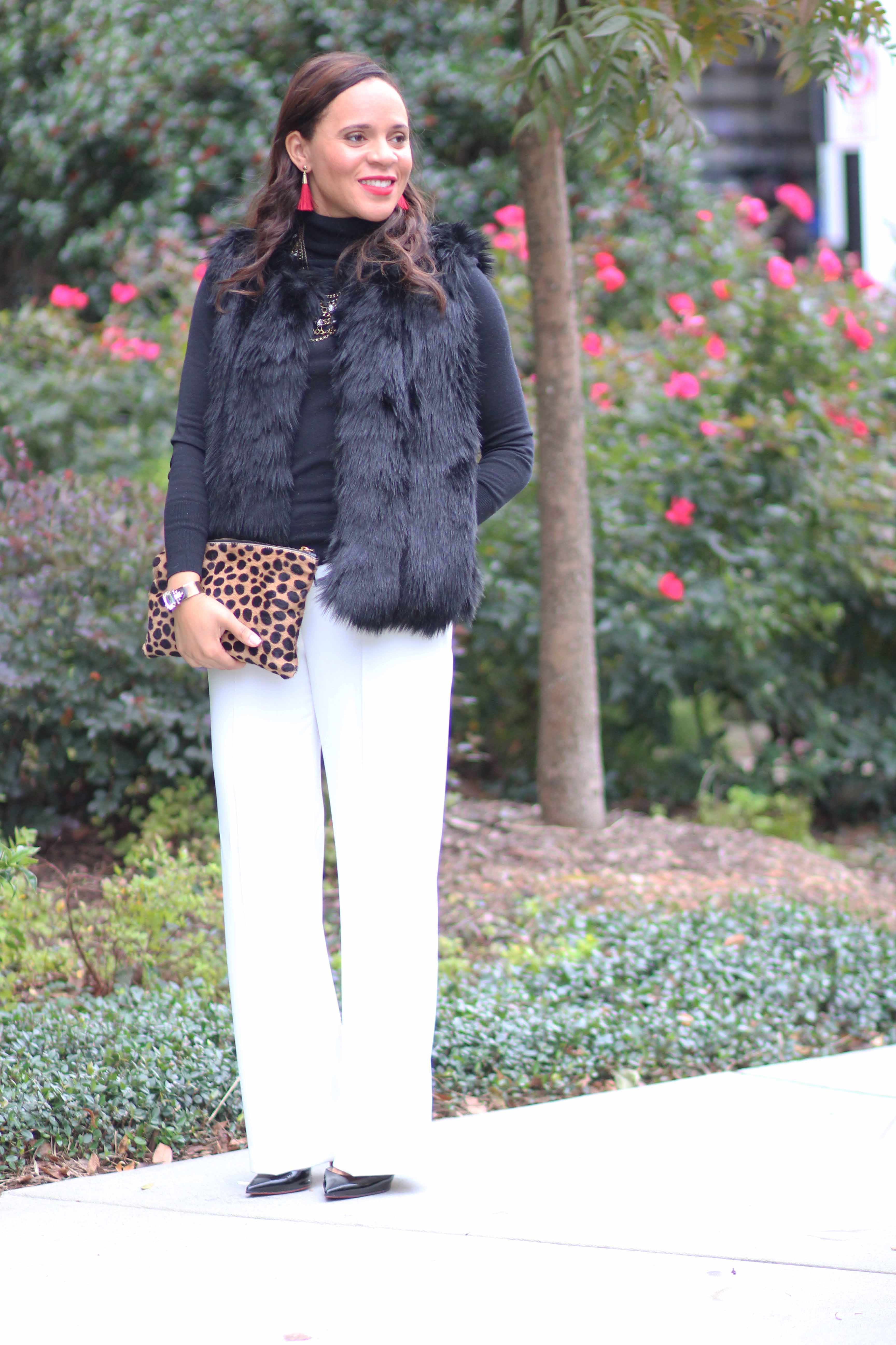 c4e4d35d3d7c6 Holiday Office Party Outfit Ideas - Nicole to the Nines