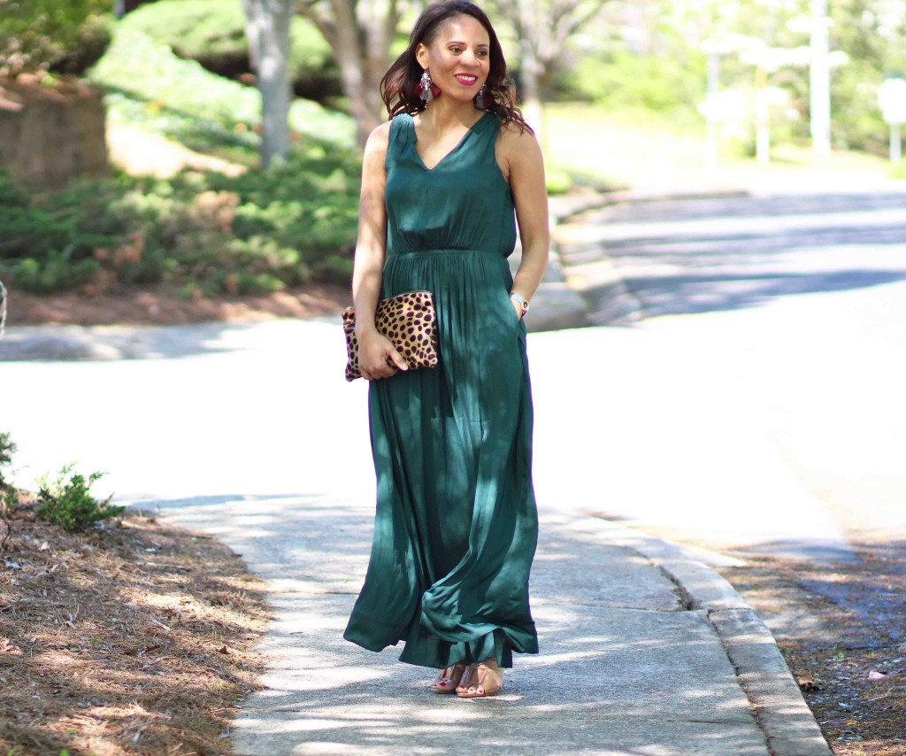 Spring Wedding Guest Dress