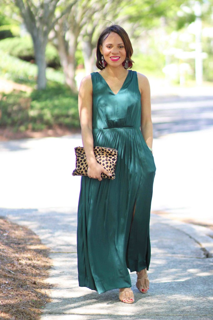 Maxi Dress For Wedding Guest