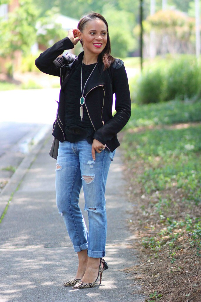 how-to-wear-boyfriend-jeans-if-you-are-short