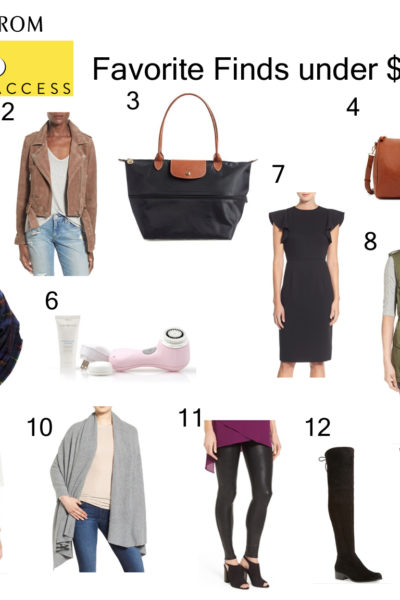 Nordstrom Anniversary Sale Picks Under $150 + 3 Tips for Shopping #Nsale