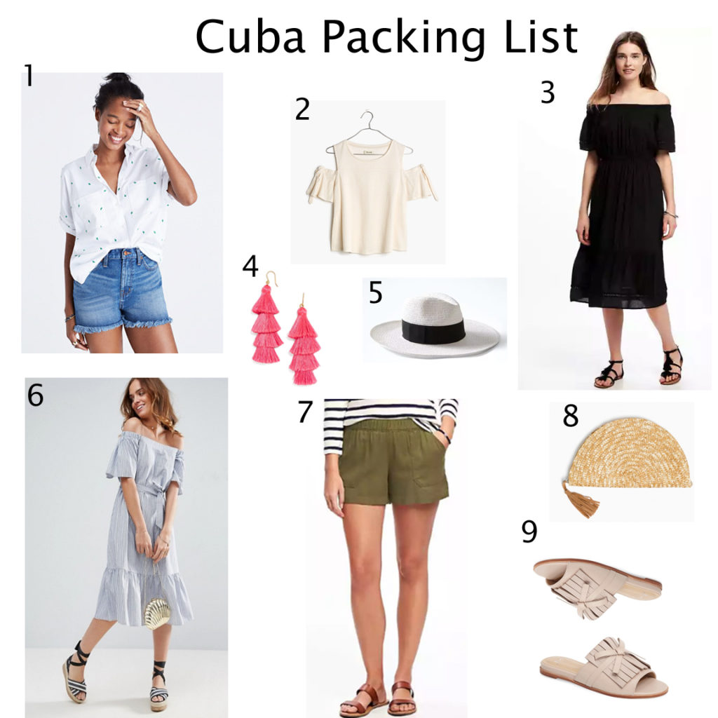 cuba-packing-list-what-to-pack-for-cuba