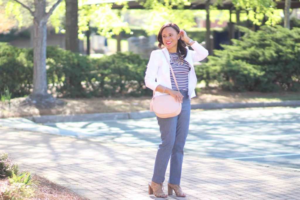 ed432274f6194c Spring Business Casual - Nicole to the Nines