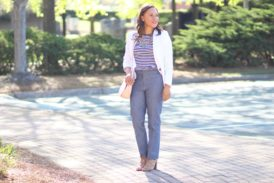 Spring Business Casual