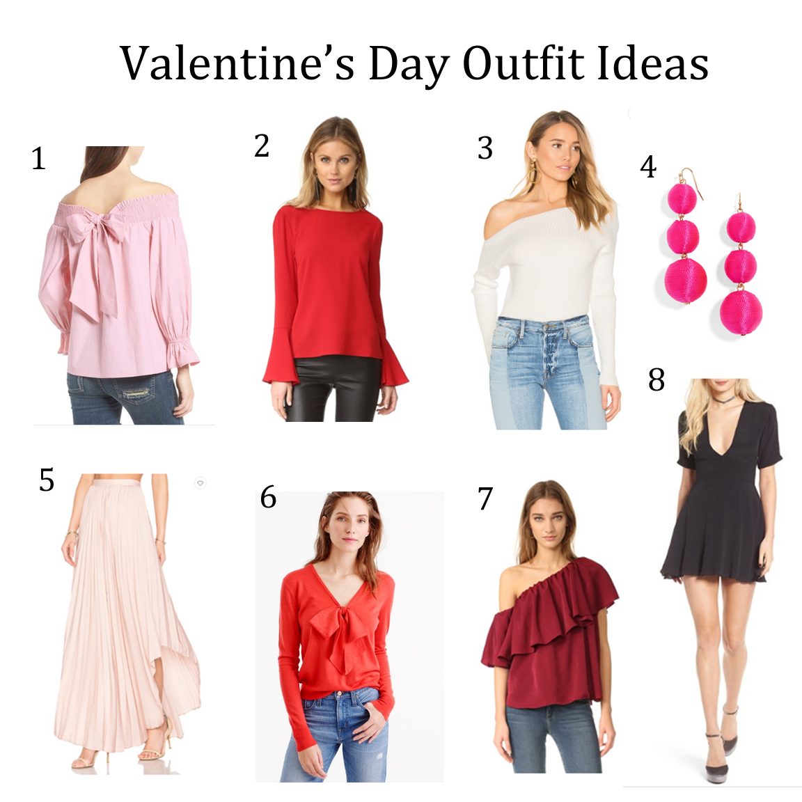 6fee578f6 Valentine s Day Outfit Ideas Under  200 - Nicole to the Nines